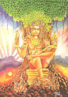 Dakshinamurthy.