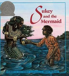 A black mermaid folktale.