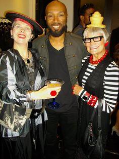 Idiosyncratic Fashionistas: Fashion's Night Out