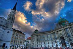 Michaelerplatz- Wien...