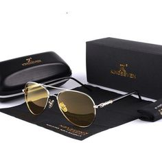 16d06dce09 Yellow Lens Night Vision Driving Sunglasses. NocturneYellow Lens  SunglassesMen s SunglassesPolarized ...