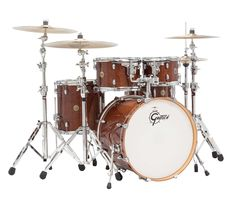 Are you looking for a new drum set? You can find a selection of GRETSCH DRUMS including this GRETSCH CATALINA MAPLE CM1-E605-UG 5-PIECE DRUM SHELL PACK N WALNUT GLAZE (free shipping) at    http://jsmartmusic.com