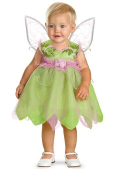 Disney Costumes Tinkerbell Costumes Baby Tinker Bell Fairy Costume Fairy Costumes For Babies