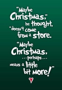 How the Grinch gave back Christmas! - How the Grinch gave back Christmas! Christmas Subway Art, Grinch Christmas, Merry Little Christmas, Winter Christmas, Christmas Ideas, Christmas Stuff, Christmas Eve Quotes, Christmas Crafts, Christmas Pictures