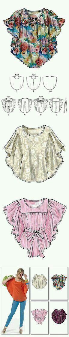 μπλούζα κιμονο