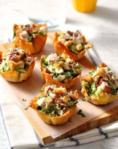 Mini Appetizer Recipes: Everything Is Better Small - PureWow