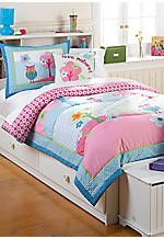 Into the Woods Full/Queen Quilt Set 86-in. x 86-in. with Shams 20-in. x 26-in.