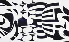 Origen de las partes  (2003) Acrílico sobre tela - Rogelio Polesello (Argentina 1939-2014)