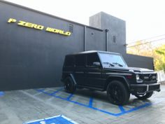 Customer Cars | P Zero World LA | Pirelli Tires | Los Angeles Premium Retail Shop