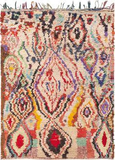 Vintage Moroccan Rug 45837 - By Nazmiyal    http://nazmiyalantiquerugs.com/antique-rugs/vintage-rugs/