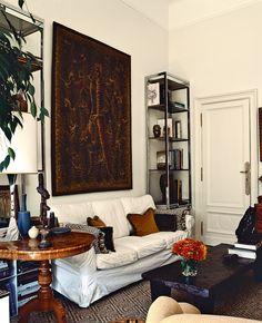 loveisspeed.......: Apartment of Belgian decorator Gerald Vatle in Brussels.