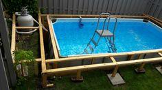 Bekannt Die 13 besten Bilder von eigenen Pool bauen in 2017 | Eigenen pool TX92