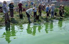 La actividad humana amenaza las reservas de agua 'fósil' del planeta