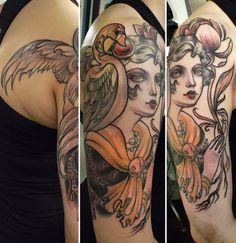 One from late 2013, done at Utility in Halifax.I miss those lovely people so much.xoN