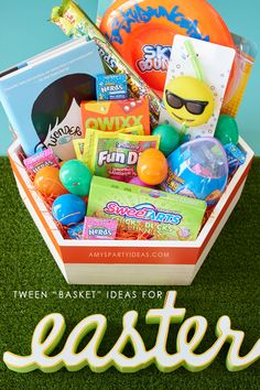 DIY Easter Basket Id