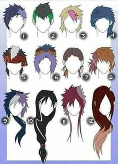 drawing 11 First Anime Male Hairstyles Fashion Art Manga, Manga Drawing, Manga Anime, Hair Reference, Drawing Reference, Anime Hairstyles Male, Drawing Hairstyles, Latest Hairstyles, Anime Hair Male