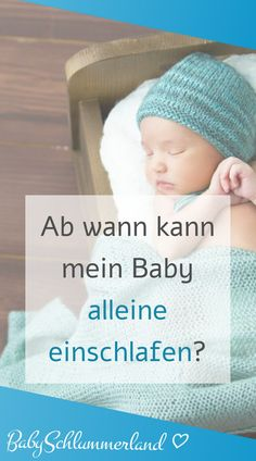 This is how your baby learns to fall asleep alone - All people have an internal clock. Your baby too. Newborn Outfits, Baby Boy Outfits, Baby Lernen, Newborn Room, Baby Eating, Sleep Problems, Baby Kind, Kids Health, Baby Sleep