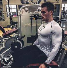 Hot! 2016 men's shirts MMA long sleeve shirt men's shirt compression bodybuilding fitness black white dress