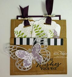 Butterfly Basics Paper Bags