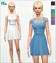 My Sims 4 Blog: Clothing - AF - Formal