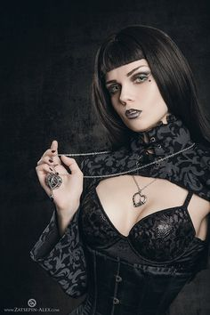 Alchemy Gothic Heart Locket A4 print