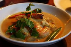 Comida Tailandesa / Thai food, via Flickr.