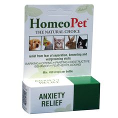 HomeoPet® Travel Anxiety Relief at PetSmart. Shop all small pet vitamins & supplements online Sinus Relief, Itch Relief, Stress Relief, Cough Relief, Pain Relief, Eczema Relief, Natural Anxiety Relief, Cold Or Allergies, Funny Animal Videos