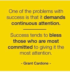 From sales expert Grant Cardone