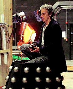 Beep beep. Doctor coming through!