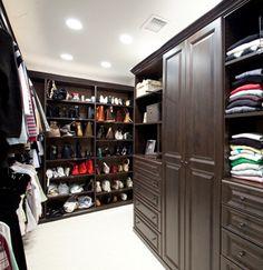 ♂ Masculine walk in closet from http://blog.customclosetsdirect.com/slider/custom-closets-direct-joins-the-blogosphere/