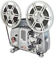 8mm projector