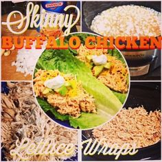 Ripped Recipes - Gameday Skinny Buffalo Chicken Wraps - Kick your buttery buffalo chicken wing cravings and make this as your gameday meal or snack instead!  High protein & low carb!