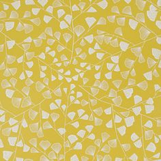 Missprint Fern Citrus Yellow Flower Wallpaper at best price. Stunning designer wallpaper available online to order and buy today with quick delivery. Yellow Flower Wallpaper, Fern Wallpaper, Print Wallpaper, Home Wallpaper, Pattern Wallpaper, Baby Wallpaper, Wallpaper Online, Wallpaper Ideas, Retro Tapet