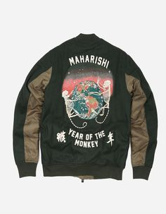 Maharishi Year of the Monkey Jacket