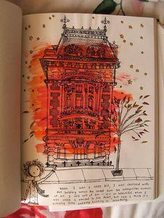 Daile Alexander journal