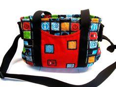 Tasche, Schnabelina-Bag von Bluebirdys Nest - Handgemachte Taschen für Dich  auf DaWanda.com