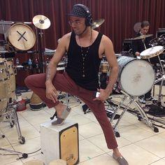 #imafreak @gilmargomes #training #rehearsing #puertorico http://bit.ly/EnriquePRtix #sexandlove