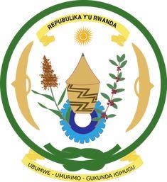 Rwanda Emblem, African Countries, Der Ganzen Welt, Continents, Uganda, Health Insurance, Insurance Companies, Rwanda Flag, Syllable