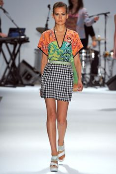 Nanette Lepore Spring 2013 Ready-to-Wear Collection Photos - Vogue