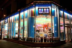 Get 'sugared' up at Dylan's Candy Bar the next time I visit NYC