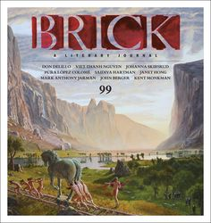Buy Brick Magazine Subscription | Buy at Magazine Café - Single Issue & Subscription Specialist in USA