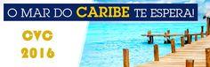 Viagens ao Caribe em 2016 com a CVC