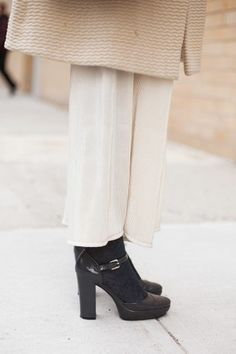 Shoe Stalking! The Best-Dressed Feet At NYFW