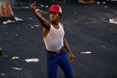 Shameik Moore as Shaolin Fantastic in 'The Get Down'