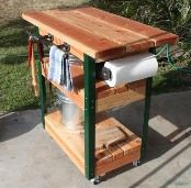 Free How To Clinic--Learn how to make a grilling cart--at the Alexis Rd Home Depot, Saturday, June 20th 10am