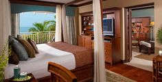 Prime Minister One Bedroom Beachfront Luxury Suite