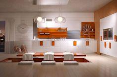 Cucina del futuro dal design innovativo 08