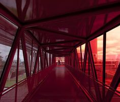 10 Must-See Red-Colored Architecture - Nestle Chocolate Museum Brazil 2