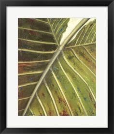 Green Zoom I at FramedArt.com