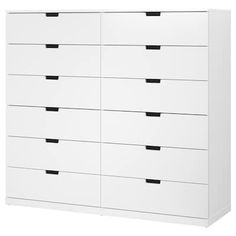 ALEX Drawer unit with 9 drawers, white, 14 A clean look that's easy to like and mix with other styles. This high unit gives you 9 drawers for storage without taking up more floor space than a low unit – a great solution for smaller workspaces. Tv Storage, Bedroom Storage, Storage Drawers, Storage Spaces, Paper Storage, 6 Drawer Chest, 6 Drawer Dresser, Drawer Unit, Alex Drawer